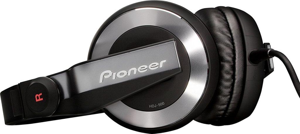 pioneer hdj 500 test